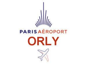 Logo Paris aéroport ORLY