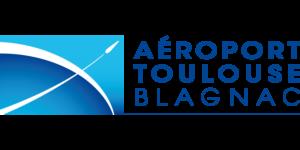 Logo aéroport de Toulouse Blagnac