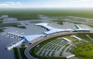 Tianjin-Binhai airport