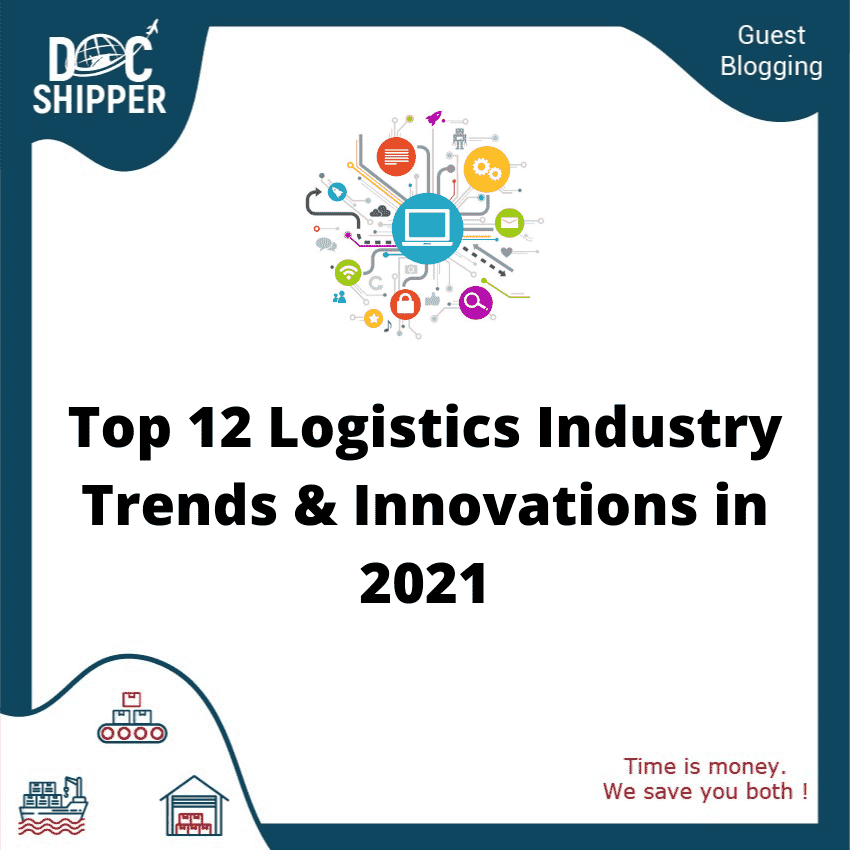 Top logistics industry trends and innovation