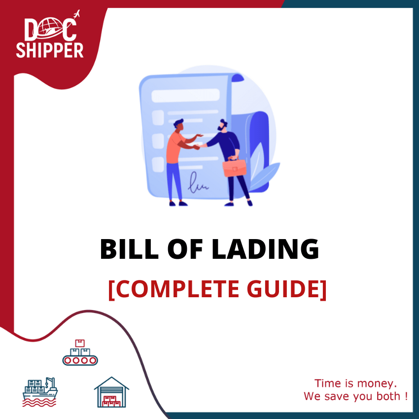 Bill Lading complete guide