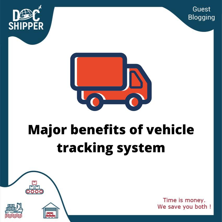 major benefits of vehicle tracking